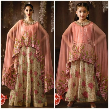 Buy now @ http://bit.ly/Mother-Daughter-NC4972 Call / Whatsapp / Viber : +91-9052526627  #bollywoodlehengacholis #lehengas #designerlehengas #partywearlehengas #bollywood#ethnicwear #bollywoodlehengas #lehengadesigns #lehengasimages #bollywooddesigns #anarkalis #lehengacholis #weddinglehengas #lehengas #designerlehengas #partywearlehengas #bollywood #partywear #bridalwear #allthingsbridal #zukreat #bridalsuits #ethnicfashion #celebrity #bollywood #bollywooddesigns #bollywoodsuits #partywear #collection #wedding #designer #womenswear #weddinganarkalis #partywearanarkalis #bollywood #partywear #bridalwear #allthingsbridal #zukreat #bridalsuits #ethnicfashion #celebrity #bollywood #bollywooddesigns #bollywoodsuits #partywear #collection #wedding #designer #womenswear #anarkalis #weddinganarkalis #partywearanarkalis #bollywood #partywear #bridalwear #allthingsbridal #anarkalisuits #bridalsuits #ethnicfashion #ethnicwear #bollywooddesigns #bollywoodsuits #anarkalisalwars #designersuits #lehengacholis #bollywoodlehengas #lehengas #designerlehengas #partywearlehengas #bollywood #partywear #bridalwear #allthingsbridal #zukreat #bridalsuits #ethnicfashion #celebrity #bollywood #bollywooddesigns #bollywoodsuits #partywear #collection #wedding #designer #womenswear #lehengacholis #weddinglehengas #lehengas #designerlehengas #partywearlehengas #bollywood #bridalwear #allthingsbridal #bridallehengacholis #ethnicwear#bollywoodlehengas #lehengadesigns #lehengasimages #natashacouture