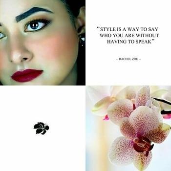 Rhea Khan : Daytime Glam Look #style #styleblog #styleblogger #blogger #fashion #fashionblog #fashionblogger #dubai #dxb #emirates #uae #model #selfie #nofilter #selfienofilter #photooftheday #ootd #makeup #mua #photography #fashionphotography #photoshoot #chic #whatiwore #elegant #floral #soroposo #roposogal #newdp #orchid #myfirstpost #fashionista