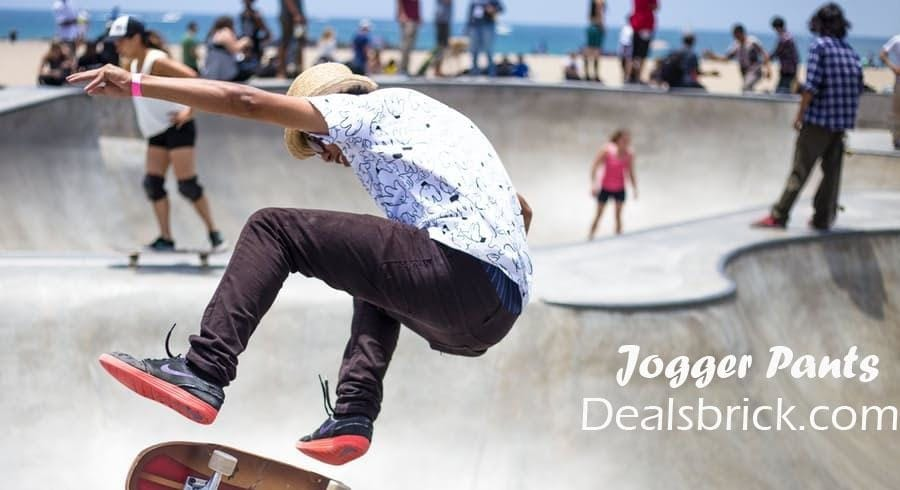 Cool jogger pants at Dealsbrick.com