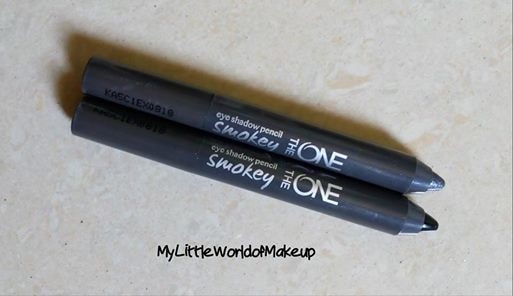 Get smokey eyes instantly with Oriflame's newest launch - The One Smokey Eyeshadow Pencils in Jet Black and Glitter Black.. Read my review on the blog to know my thoughts on these.... #Oriflame50 #eyeshadowpencils #eyeshadow #smokeyeyes #grey #black #review #mumbai #beautyblogger #blogger #mumbai #MLWM #oriflame #oriflameindia #roposo #soroposo #roposolove  https://goo.gl/BawAWy