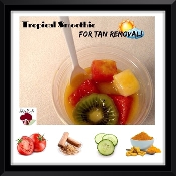NEW LAUNCH - Tropical Face Smoothies - face packs designed for tan removal in a gentle and natural way  Shop at: http://goo.gl/yj4SZM or http://www.skincafe.in/Face-Smoothies---Packs/Tropical-Smoothie-Face-Pack---Tan-Removal-id-2897670.html  Ingredients : #MultaniMitti #fullersearth #Tomato #TomatoPowder #Cucumber #CucumberPowder #Strawberry #StrawberryPowder #Lemon #LemonPeel #Turmeric #Haldi #Sandalwood #Chandan  #handcrafted #fresh #nochemicalpreservatives #skincare #skincafe #natural #facial #facepack #Ayurvedic #wholesome #crueltyfreeskincare #crueltyfreecosmetics #crueltyfreebeauty #crueltyfreemakeup #nopoo #new #newproduct #newlaunch #tan #tanremoval #suntan #summer #tanning