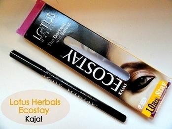 My Holy Grail Kajal Lotus Herbals Ecostay Kajal. Read review up on the blog--> https://goo.gl/0Guo6V  #kajal #lotusherbals #lotus #ecostay #kohl #eyeliner #makeup #beautyblogger #mumbai #mumbaiblogger #makeupblogger #makeup #indianblogger