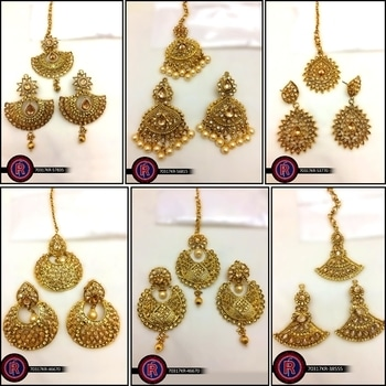 #Runway #Fashion- #Wholesale #Indian #Jewellery presents all new ##Earring and #Tikka Collection For Full Catalogs, designs and price kindly #Whatsapp us at +91-9988339521 Stay Tuned for more collections #IndianFashion #BestPrice #BestJewellery #BridalJewellery #AllThingsBridal #AwesomeDesigns #Customization #IndianWeddings #OnlinePurchase #desibeautyblog #indianjewels #indianfashion #indianjewelry #Wholesale #Wholesalers #Reselling #Resellers #EthnicDesigns #GoldPlated #Jewelry #ImitationJewelry