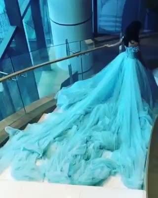 omg😍😍😍 #gowndress  I want dis❤❤💕