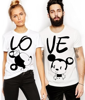 "Make everyday, Valentine's Day!! To shop our #coupletshirts collection, click on ""CHAT"" button now!! Or Head to our website - www.theteeshop.in  #coupletshirt #couplegoals #summer-style #casual #streetstyle  #roposolove #fashiondiaries #rocknshop #styleblogger  #women-fashion #mensfashion #onlineshopping  #tshirtstyle #tshirts #tshirt #tshirtshop #theteeshop"