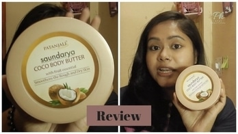 Review on the new Patanjali Saundarya Coco body butter.