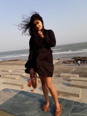##in black