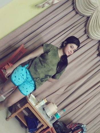 #in my room...:p