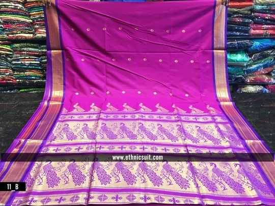 Latest Hit Designs Silk Sarees Collection.  Add us on WhatsApp (+91-99250-45438) for immediate Order.  Available in Store Now  For More Visit us : http://ethnicsuit.com/  Follow us : https://plus.google.com/communities/100561777409598151063