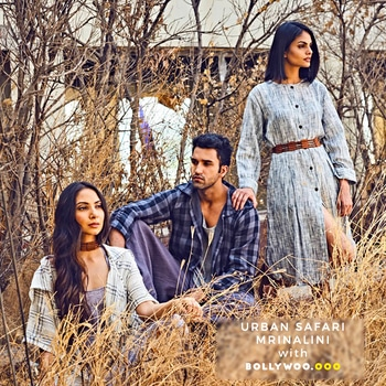 Take a chic safari with Mrinalini Gupta's collection for BollyWoo X Baahubali 2! Now Live. #BollyWoo #BollyWooXBaahubali2 #BackWithSwag #BollyWooBaahubali2Collection #WKKB #Baahubali2 #Baahubali #BXB2 #FashionShow #bollywooddecoded #bollyovermolly #stopthescreen #shopthescreen #officiallystolen #stardominabox #dontsnapdontflipjustwoo Bollywood's official experience store - www.BollyWoo.ooo