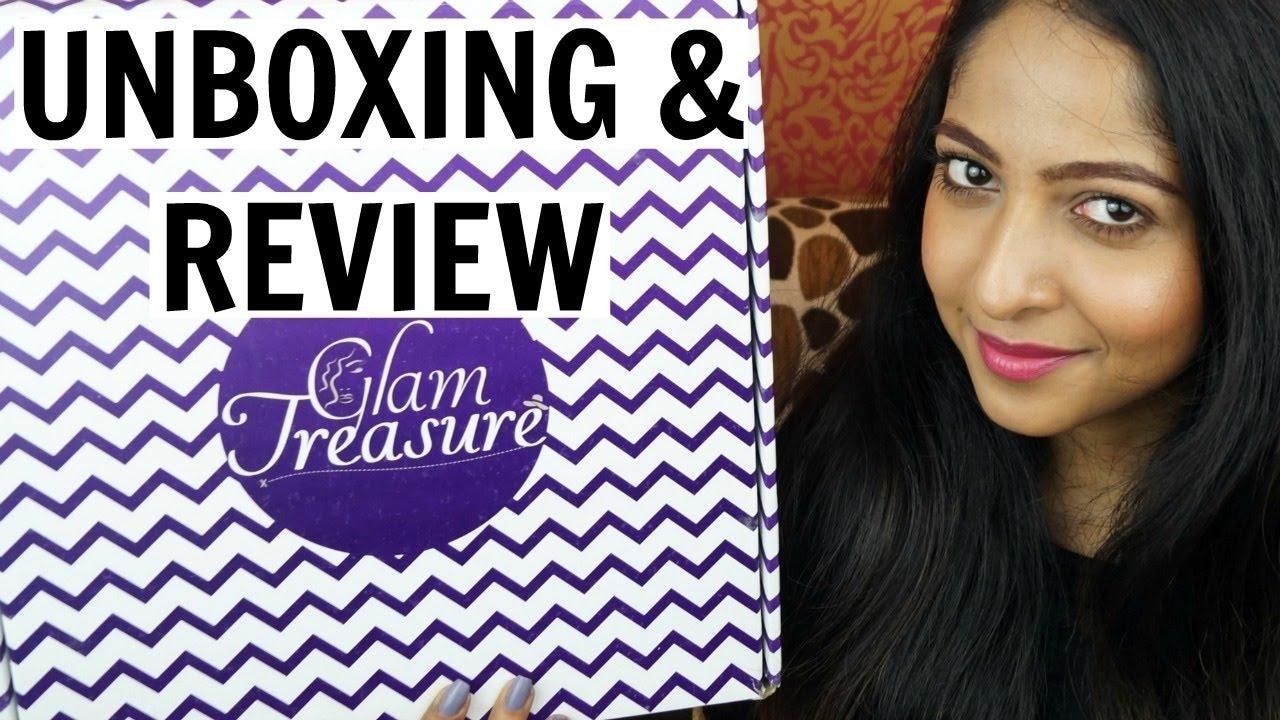 GLAM TREASURE BOX APRIL 2017 | Unboxing & Review | Holiday Edition | Stacey Castanha #youtube #youtubeindia #indianyoutuber #bbloggerindia #ytcreatorsindia #puneblogger #pune #punetimes #punecity #review #beautybox #beautybag #beautyvlogger #glamtreasurebox #lifestylebox #video #videooftheday #reviewoftheday