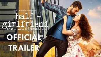 Half Girlfriend Official Trailer | Arjun Kapoor | Shraddha Kapoor | 19th May 2017 #HalfGirlfriend #HalfGirlfriendTrailer
