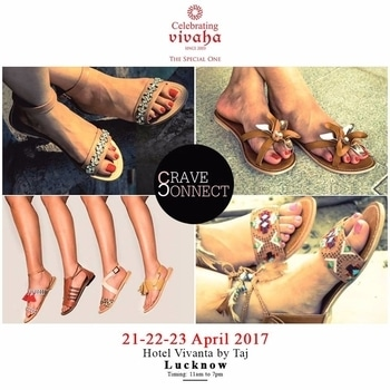 Catch The Latest #Jewellery and #Clothing Trends This #WeddingSeason.  Celebrating Vivaha is Showcasing Crave Connect Latest Wedding Collection, Exclusively at Hotel Vivanta by Taj, Lucknow on 21st, 22nd & 23rd April 2017.  Come and see your favorite designers showcasing their latest collections exclusively at Celebrating Vivaha's Asia's biggest and most luxurious #WeddingExhibition in Lucknow.  For Queries Visit at : www.vivahaexb.com or Contact: 09811923456  #Clothes #Jewelry #DiamondJewellery #GoldJewellery #Bridal #Exhibition #BridalDresses #WeddingExpo #DesignerJewellery #DesingerDresses #WeddingDresses #Lucknow