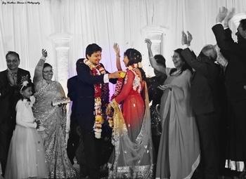 A happy marriage is the union of two good forgivers. Post:162 #wedding #photography  #brideandgroom   #happiness Location: Banswara, Rajasthan #sony #sonyalpha #dslr #marriageceremony #weddingshoot #family #celebrations #akankshawedsprayas #togetherness #loveyou  #indianwedings