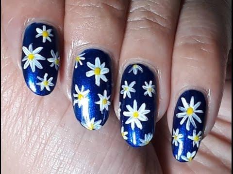 Simple Flower Nail Art  ARS Arts #nails #nailartpromote #nail-addict #nail-designs #nailartideas #nailsoftheday #nails2inspire #nailswithrhinestones #nailart #nailartwow #nailaddict #nailartaddicts #nailartblogger #nailartoftheday #nailartfun #nailartforbeginners #nailartfeature #nailartfashion #nailart2017 #easynails #easynailart #simplenailart #nailartist #nailartideas #nailartindia #roposonails #nailroposo #nailpolish #beautifulnails #nailpaint #naildesign