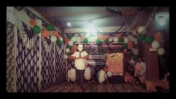 Annualday dance competition in Ossv...!!!