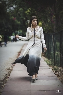 Hi Guys :) Today i am going to share with you - * INDO WESTERN GOWN * Date My Closet Outfit : Kavita Bhartia Hi Hope you guys like it - Do check out the Post <3   http://www.angelmstyle.com/indo-western-gown-datemycloset-com/ # #highslit #indowestern #indian #fashion #style #influencer #lehenga #bollywoodfashion #bollywood #bridetobe #indianweddinginspiration #indianwedding #indianbride #mendhi #miyan #ladiessangeet #indiandesigner #vancouverbridal #indianfusionweddings  #angelmstyle #indianfashionblogger #roposofashionblogger #soroposolove