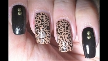 Leopard Nail Art | ARS Arts #nails #nailart #nailaddict #nailfashion #nail-addict #nailartdesigns #nailartaddicts #nailartpromote #nailsoftheday #nails2inspire #nailswithrhinestones #nailartblogger #nailroposo #roposonails #roposonailart #easynailart #easynails #simplenailart #nailartist #nailartideas #nailartindia #nailartwow #nailartpics #nailartworld #nailart2017 #beautifulnails #beautyblogger #beautyblog #beauty