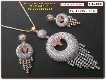 Buy #awesomecollection of #Goldplatedjewelry and #americandiamondjewelry and #pearljewelry All Jewelries have #1yearwarranty and is #beutifullydesigned #for #everyoccassion  To #bookorders connect us on #whatsapp on +917773000215  To get Regular Updates , PLEASE FOLLOW OUR PAGE LINK  https://www.facebook.com/CNYWATCHESANDMORE  You can also follow us on Instagram https://www.instagram.com/culturenyou  #Jewelry #instajewelry #jewelryforsale #musthave #style  #accessories  #selfmade #design #earrings #handmade #jewelrygram #swag #new #bling #boutiques #instadaily #sterlingsilverjewelry #Silver #etsy #etsyhandmade #pendant #selfemployed #usa #fashionjewelry #copper #emerald #amethyst #pearls #swarovski #goldplated #necklace #americandiamondjewelry