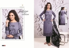 Whats App :- 7567936479  Catalog Name :- SHREE BHAIRAV BLACK BEAUTY LOOK BOOK VOL-4 WHOLESALE SUMMER COLLECTION  Price Per piece :- 425  Catalog pieces :- 18  Full Catalog Price :- 7650  *****Fabrics Detail*****   Top :- Cotton Print Bottom :- Cotton Print Dupatta :- Cotton Print ***Ready To Dispatch*** Link :- http://www.vaidehifashion.com/Salwar-Kameez/SHREE-BHAIRAV-BLACK-BEAUTY-LOOK-BOOK-VOL-4-WHOLESALE-SUMMER-COLLECTION