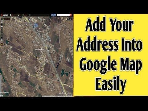 How to Add My Address/Place/Location/Business on Google Maps Easily