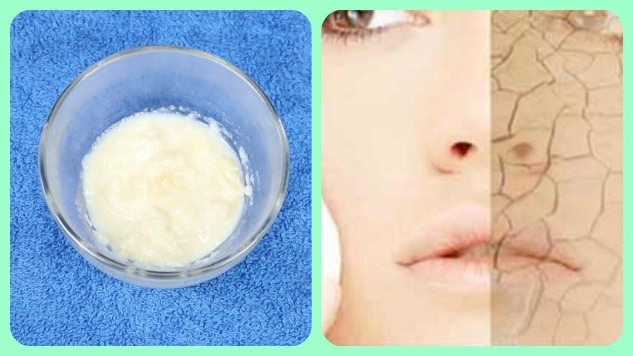 Dry Skin Home Remedy || Make your Skin Dry to Normal