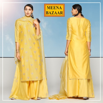 #PerfectSummer colors motivated from nature, in a sober and soother form to give a feel of #Prakriti with ease in carrying. Grab our new range here: http://www.meenabazaar.com/designer-wear/prakriti.html #MeenaBazaar #casualwear #indianwear #ethnicwear #officialwear #officialkurti #ethnicday #occasionwear #designerwear #ootd #delhi #FashionDairies #2017fashiontrends #StreetStyle #Stylish #lookbook #fashionblogger #fashionweek #fashionista #indianfashionblogger #couturefashionweek #couture #hautecouture #style #inspiration #fashioninspiration