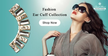 Fashion Ear Cuff Collection Starts @ Rs. 179/- Shop at : https://goo.gl/QLsgG3  #shoponline #fashionable #earcuff #earring #jewellery #jewelmaze
