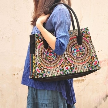 Buy Designer Handbags for Women online at affordable price. Huge range of Designer Handbags, purses, sling bags, tote, and pouches at https://www.handicrunch.com/en/bags/mandala-bag.html  #mandalabags #handbags #shoulderbags #totebags #hobobags #handicraft #handicrunch