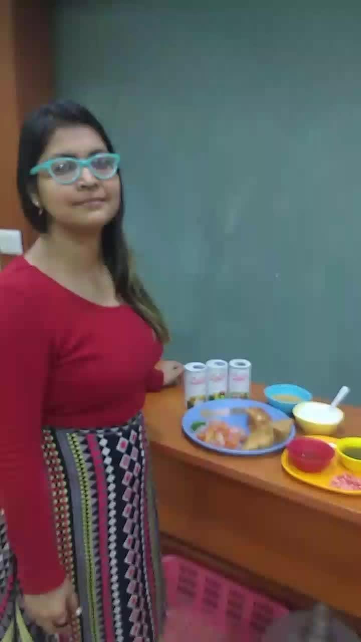 samosa chaat  #myhobby #chaat #foodgasm #foodporn