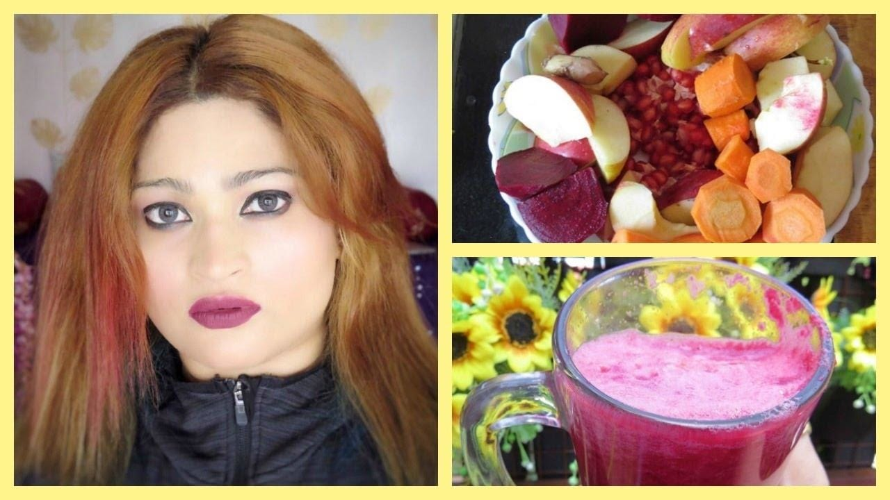 Extremely SKIN GLOWING DRINK within 7 Days | Weight loss | Healthy Hair | Acne Free Drink |