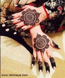 #Festive seasons special   Decorate your #hands with this #mehendi #henna design and look more attractive at festive gatherings. www.ishimaya.com #mehendi #mehendilove #mehendidesign #mehendigiveaway #mehendiphotography #mehendiartist #mehendi design #mehenditime #mehendifunction #mehendioutfit #mehendi_tattoo #mehendiceremony #mehendigift #mehendinight #mehendionhands