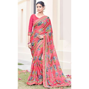 Do you want to shine like a celebrity Grab your favorite from our Latest #inspired Collection and flaunt some jaw-dropping looks.  http://www.ishimaya.com/sarees/casual.html?utm_source=roposo&utm_medium=refferal&utm_campaign=smo