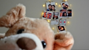 DIY: Tumblr inspired wall photo collage|| Wall decor ideas- Part 2