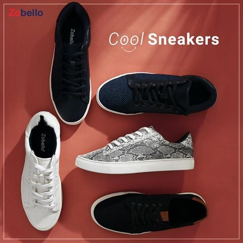 Stay cool in our collection of plimsoll sneakers for men. The sole is stitched into the fabric to give it a lasting and comfortable fit.  Shop Sneakers @ https://goo.gl/08LUyp  #menswear #sneakers #shoes #newarrivals