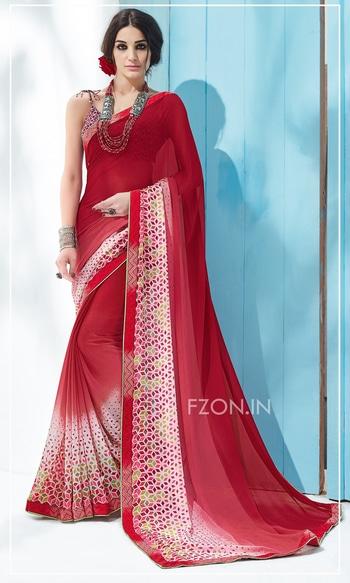 Saree @ 1280 INR Only Free Shipping India Cash On Delivery Service Available For Place Order WhatsApp at +91 9321119916 #ethnicwear  #saree #redsaree #brideinspiration #weddinginspiration #sareelove #sareeday #boutique #desi #indianfashion #pakistanifashion #torontofashion #colombofashion #bangladeshibride #nepaliwedding #southasianwedding #tamilwedding #reception #haldi #mehendi #ringceremony #couturebride #salwar #net #blouse #bloggers #sareesusa #sarees #netsaree #peach #roposostyle #mystylemantra #summerfashion #roposome #red #white #cool #fashionista #mystylemantra #hashtaggameon #firstpost #kurti #allaboutlocation #hairstyle #watch #soroposo #roposogal #styling #womensfashion #menonroposo #rocknshoplookbook #photography #newdp #onlineshopping #ethnic #trendy #black #desi #roposoblogger #summer-style #aselfieaday #lookoftheday #makeup    #vogue
