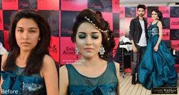 Get Yourself A #Fabulous Makeover Done By #Celebrity Makeup-Artist #CyrussMathew At Cyruss Mathew Makeover ✨ Contact us on : 9891619652 / 9711121954 / 011-45686679 #Makeup Studio & #Academy Location : Rajouri Garden (New Delhi) #CyrussMathew #CyrussMathewMakeovers #Salon #Academy #Makeovers #Bridal #PreBridal #Party