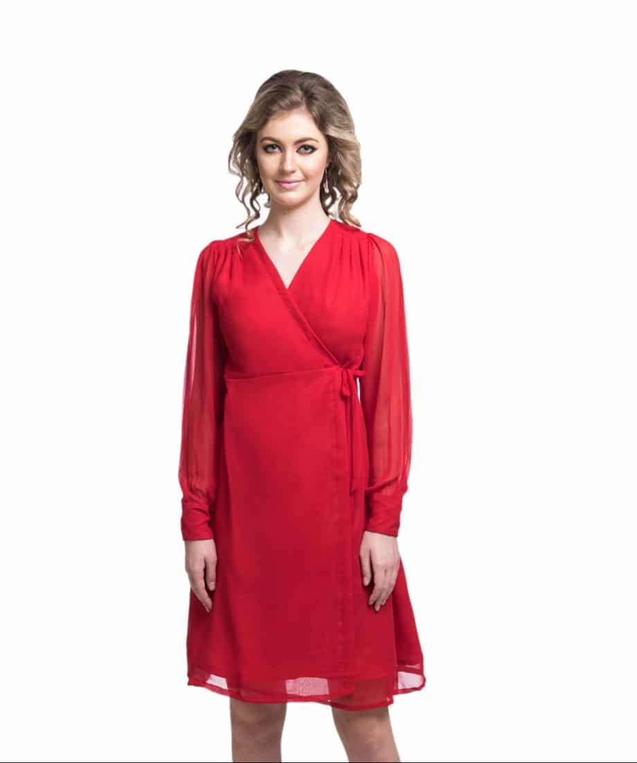 AVAIL BUY 1 GET 1 ON THIS DRESS! :D Also, it is just for Rs.1200 :D :D click link below- https://uptownie101.com/collections/buy-1-get-1-free  #onlineshopping #ropo-love #roposo #roposogal #model #fashionista #happy #stealthedeal #shopsale #indiandesignhouse #designer #uptownie101 #styling #reddress #party