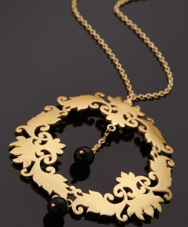 Bold, Artistic & Handcrafted Jewelry. #StudioVoylla Explore here: https://studio.voylla.com/ #falaknuma #kutch #BarqueQueen #Folklore #constellation