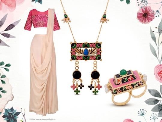 Have a wedding to attend and wondering what to wear? Well, try our new Firdaus collection. We are totally hearting it! Explore here: https://goo.gl/um3GMV