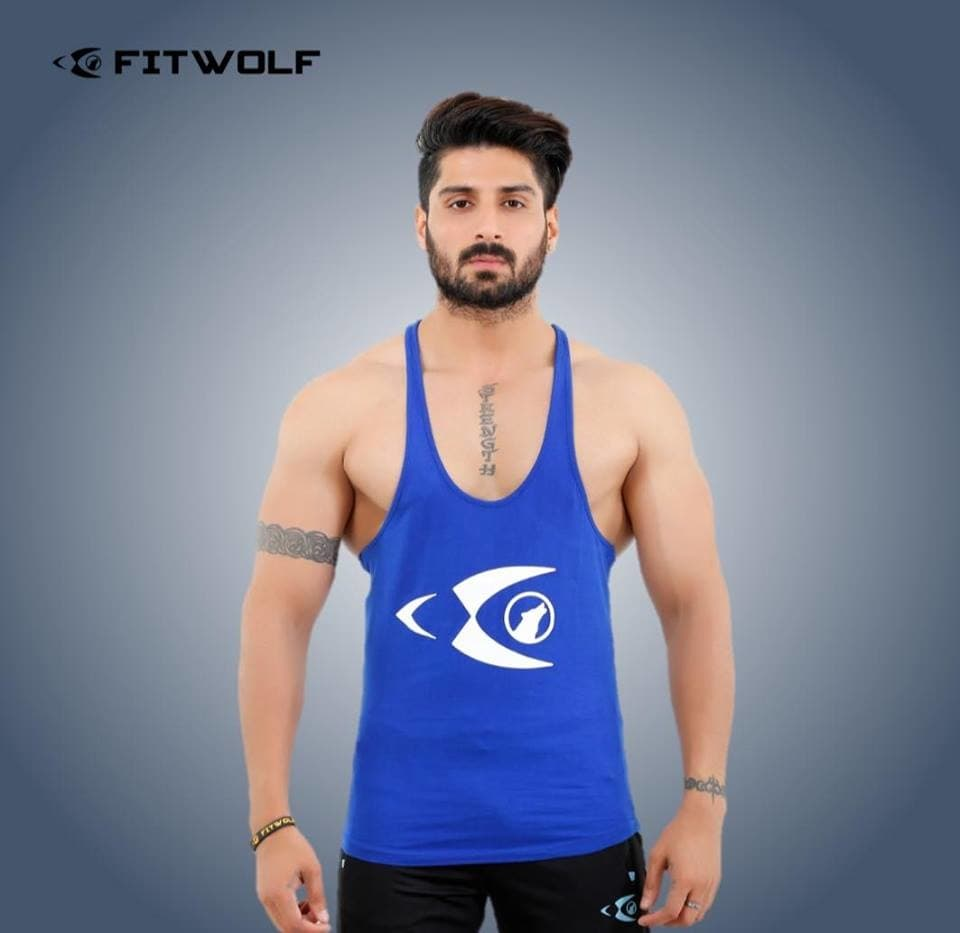 The only bad workout is the one you didn't do!  Fire up your workout motivation in style with the Fitwolf Classic stringer- an essential for every lifting wardrobe. Shop now at www.fitwolf.in   #fitwolf #fitwolfofficial #fitwolfindia #strengthonskin #fitness #fitnesswear #menfashion #workout #workoutstyle #bodybuilding #fitnessmotivation #bodybuilder #physique #fitfam #fitstagram #fitspiration #fitlife #fitnessaddict #fitnessjourney #gym #gymrat #fitnessgear #activewear #athleisure #gymwear #picoftheday