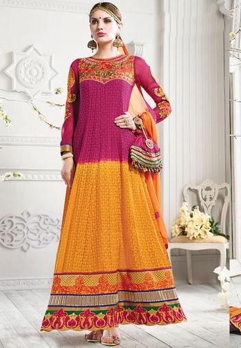Pink & Orange Color Georgette Designer Salwar Kameez. Buy Now at https://goo.gl/prn97N  https://www.folkfashions.com/salwar-kameez-dress-material/party-wear-salwar-kameez-online.html  #followforfollow #outfit #styling #model #streetstyle #cool #beauty #roposo #indian #followme #roposolove #styles #fashion #blogger #trendy #indianblogger #summer #love #pink #pinkdress #orange #orangedress #georgette #georgette-summer-collection #georgettesuit #georgette_salwar_kameez #designer #salwar #salwarkameez #salwarsuit #salwar-kameez #salwarkameezsale #salwarsuitonline #salwarkameezonlineshopping #buyonline #buyapparel #buynow #shop #shoppingonline #partyoutfit #partywearonline #partywearanarkalis #partywearsuits #partywearshopping #anarkalisuit #anarkalidressesonlineshopping #anarkalidresses #anarkalisalwars