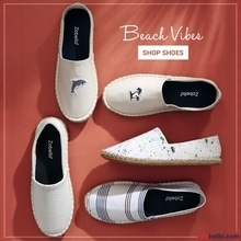 May gives way to major beach cravings😉  Shop Shoes @ https://goo.gl/FqPgTI   #fashion #beachlife #shoes #espadrilles #newarrivals