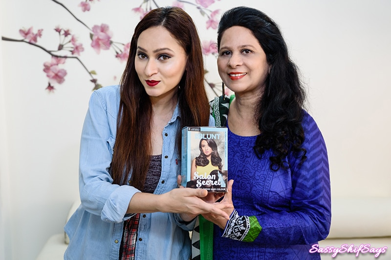 How I Gave My Mom The BBlunt Salon Secret Makeover This Mother's Day  Full Article Link - https://goo.gl/y9dlJ2  Nothing I enjoy more than pampering my mum with a hair color makeover just like her favorite Bollywood star. BBLUNT India #BBLunt #HairColor #Beauty #BeautyBlogger #SassyShifBeauty