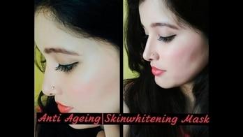 Anti Ageing mask | Skin Whitening Mask | . . . #skin#skinwhitening#mask#antiageing#subscribemychannel#subscribemychannelonyoutube#destinymonika