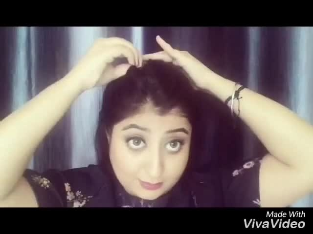#videoalert Check out my take on #summerhairstyle on liveHindustan.com in Hindi  #livehindustan #shrutimakeupartist #neonsncorals #tutorial #hinditutorial #mua #shruti #delhimua #halftopknot #summerhair #hairstyles #longhairdontcare   P.s this tutorial is up on there Facebook page and YouTube channel (live Hindustan )