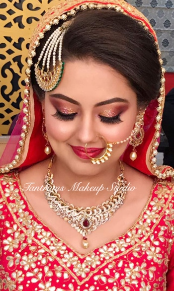 Don't Visit Tantrums Makeup Studio For Run-Of-The-Mill Makeovers , We Don't Copy #Looks We Believe In #Creating Them 😍 We Put In A lot Of #Efforts In Our #BridalMakeovers So That You Get #SomethingUnique From The Rest ❤ A Highly Trained , #Professional & Experience Team #Awaits For You At #Tantrums 😉  Hairdo and Stying By : Mayank D Batra Makeup By : Ratika Vaish  #TantrumsStudio #TantrumsMakeupStudio #PatelNagar #RatikaVaish #MayankDBatra #BridalMakeovers #PreBridal #EngagementLook #BridalExpert #MUA #InternationalStyle #LuxuryMakeovers  #WeddingMakeup #AllThingsBridal #WeddingHair #BridalHair #IndianWedding