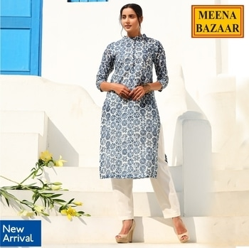 #Indigohues love is in the air. <3 Check out our #newcollection here and shop now: http://www.meenabazaar.com/new-arrivals/indigo-chanderi-kurta.html #MeenaBazaar #officialwear #officialkurti #casualwear #indianwear #ethnicwear #ethnicday #occasionwear #designerwear #ootd #delhi #FashionDairies #2017fashiontrends #StreetStyle #Stylish #lookbook #fashionblogger #fashionweek #fashionista #indianfashionblogger #couturefashionweek #couture #hautecouture #style #inspiration #fashioninspiration