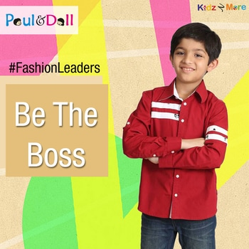 Hop into Paul & doll's designer shirts collection and rule the stage! Cotton Comfort/ Bright coloured mercerised cotton/ Fit for all occasions/ Wearable in all seasons/ roll on sleeves to make them half sleeves/ teenage sizes available #BeTheBoss #StyleInComfort #FashionLeaders Buy Now Flipkart http://bit.ly/2qIOhc5