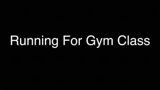 running for gym v running for food 😂